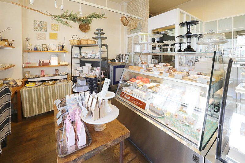 cake shop Nishimura